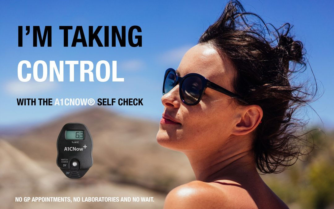 Diabetics are now taking control!